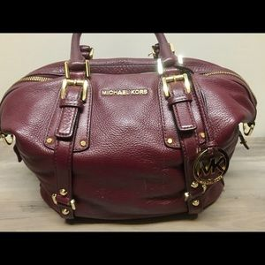 Michael Kors Vintage Satchel Bag